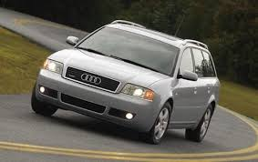2003 audi a6 review used 2003 audi a6 wagon pricing for sale edmunds