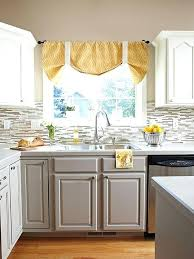 what color cabinets go with black appliances two color cabinets vibrant design different color kitchen cabinets