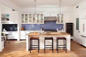 kitchen island with oven design ideas contemporary kitchen design with dark bar stools and