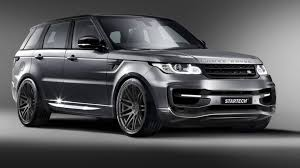 range rover sport white 2017 startech releases first image of new range rover sport body kit