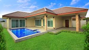 home with pool homes condos land for sale in hua hin cha am thailand