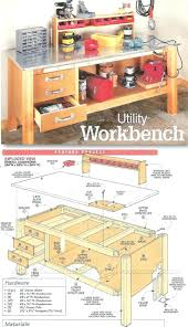 how to make a work benchgarage workbench top ideas small garage full image for garage workbench plans workshop solutions projects tips and tricks woodarchivistcomgarage ideas youtube design
