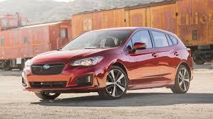 2017 subaru impreza sedan silver 2017 subaru impreza first drive no longer the oddball