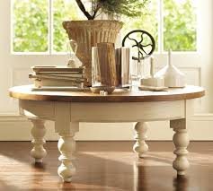 Pottery Barn Connor Coffee Table - 28 best large round coffee table images on pinterest round