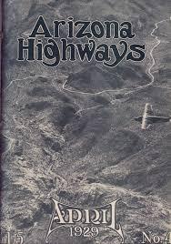 Behind That Curtain 1929 Blog Page 4 Arizona Highways