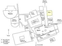 Baths Of Caracalla Floor Plan David Z A Diagram Of The Roman Baths 1 As For Women As