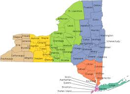 Counties In Ny State Map Creso County List