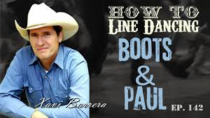 how to dance boots u0026 paul 68 counts beginner country style line