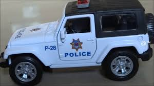 jeep toy toy police jeep youtube