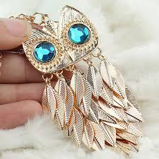long chain fashion necklace images Shellhard double chain heart pendant anklet charms glow in the jpg