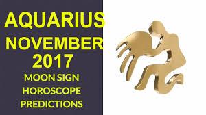 2017 horoscope predictions aquarius kumbh rashi monthly horoscope for november 2017