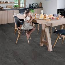 livyn ambient click amcl40035 black slate vinyl flooring