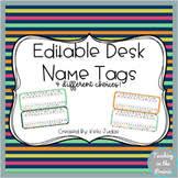 Desk Name Tags by Editable Desk Name Tags Teaching Resources Teachers Pay Teachers