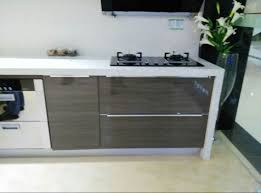 Pvc Kitchen Furniture Kitchen Cabinets Acrylic Doors Gallery Glass Door Interior
