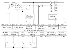 wiring diagrams cat u003csup u003e u0026reg u003c sup u003e digital voltage regulator