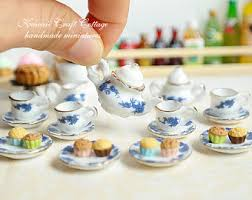 Miniature Tea Cups Favors by Miniature Tea Cups Etsy