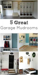 Mudroom Entryway Ideas Amazing Garage Mudrooms Mudroom Organizing And Doors
