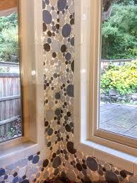 bubble tile backsplash circle tile kitchen backsplash u2013 keeping it random