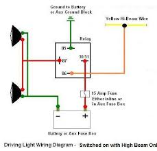 cute 5 pin relay wiring diagram driving lights automotive 5 pin