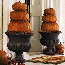 Fall Decor For The Home Autumn Front Door Fall Front Door Decor With Pumpkins In