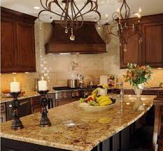 ideas for kitchen themes a simple tuscan kitchen decor decor trends