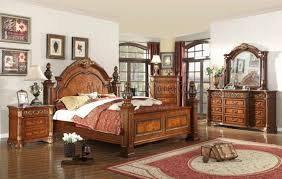 bedroom sets traditional style royal panel bedroom set by meridian furniture
