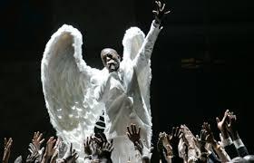 blasphemous or nah rappers pretending to be jesus complex