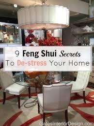 Feng Shui Home Decor by 9 Feng Shui Secrets To De Stress Your Home Gates Interior Design