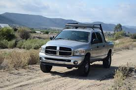 Dodge Ram Truck Bed Tent - diesel chase gets a chase rack