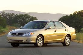 tire size for 2002 toyota camry 2002 06 toyota camry consumer guide auto