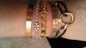 love bracelet rose gold images Cartier love bracelet rose gold to complete the trifecta but 15983