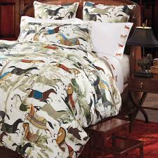 gafunkyfarmhouse wish list wednesdays horse themed bedding from