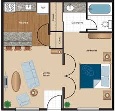 large one bedroom floor plans floor plans availability one bedroom apartments the flats at