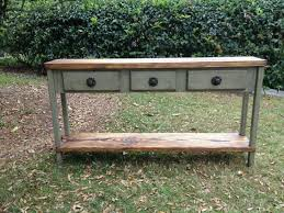 Distressed Sofa Table by Sofa Table Design 60 Sofa Table Astonishing Vintage Design