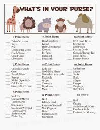 baby shower charades list choice image baby shower ideas