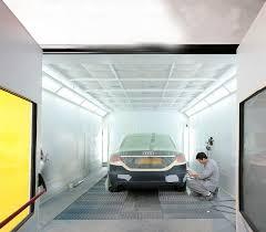 cabine de peinture pour véhicule léger cabine de peinture