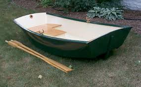building a dinghy part 1