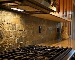 rustic kitchen backsplash ideas kitchen appealing rustic kitchen backsplash tile rustic brick