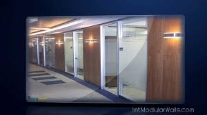 architectural walls u0026 glass partitions for google israel youtube
