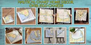 nautical and decor alaska kachemak bay homer seldovia nautical chart decor