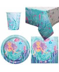 mermaid party supplies mermaid party supplies party bags supplies