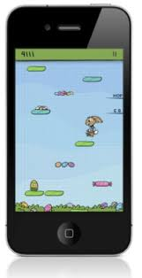 doodle jump ios doodle jump collaborates with hop for easter update doodle