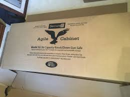 model 52 gun cabinet gear review secureit agile model 52 gun cabinet