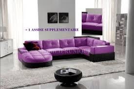 canapé d angle assise profonde canapé d angle en cuir italien design et pas cher modèle lirone