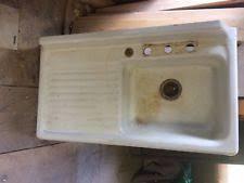 Cast Iron Kitchen Sinks by Cast Iron Sink Ebay
