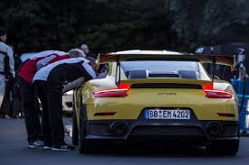 Gt2 Rs 0 60 Porsche 911 Gt2 Rs Is The Quickest Production Car On The