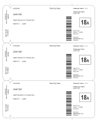 boarding pass invitation save the date template basic u0026 other