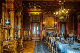 castle interior design awesome castle interior dining room with classic mid century