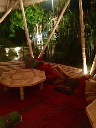 floor seating with comfy cushions picture of humo tulum