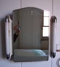 Bathroom Medicine Cabinet With Mirror Medicine Cabinets Mirrors Vintagebathroom